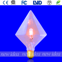 China manufacturer vintage edison bulbs/diamond halogen bulbs 15w/18w/42w/60w wholesale(China (Mainland))