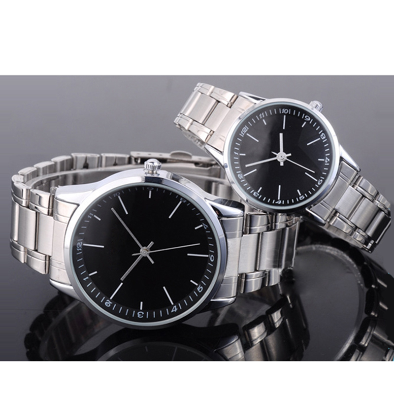 2015 New Classic Counter clockwise Brand 1 Pair Lovers Women Mens Quartz Analog Watches Men Waterproof  Wrist Watch<br><br>Aliexpress