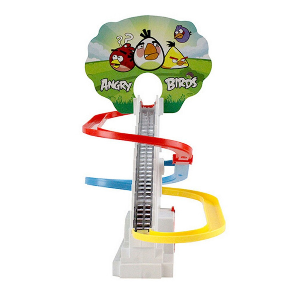 HZG Early childhood educational toys bird car track(China (Mainland))
