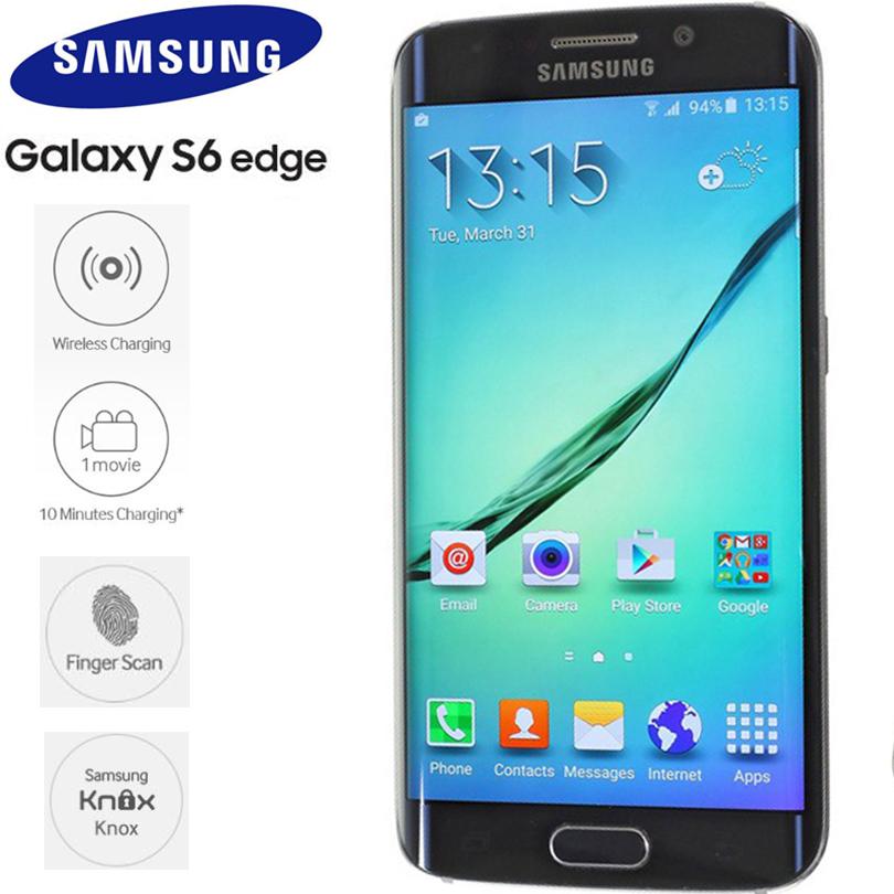 original samsung galaxy s6 edge 5 1 quad hd android