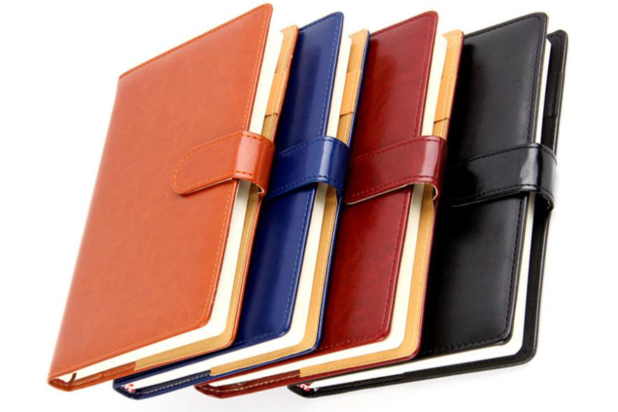 Leather Cover Filofax Personal Pocket Organiser Planner Diary Notebook 2 Sizes(China (Mainland))