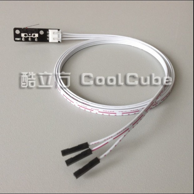 3d printer parts Endstop Mechanical limit switch Compatible with Ramps 1 4 free shipping