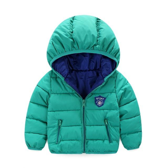 1-5Y утка вниз мальчиков куртки 2016 новая мода дети вниз пальто девушки вниз и парки для мальчик утка пуховик 2216 04