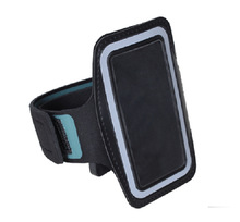 Black Running arm band Sport leather Armband Case Cover for ipod nano  4th 5th  ONN RUIZU MP3 MP4 Player hot sales free shipping