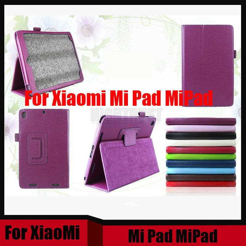 3 in 1 New Arrival PU Leather Case Stand Slim Cover For Xiaomi Pad MiPad Mi