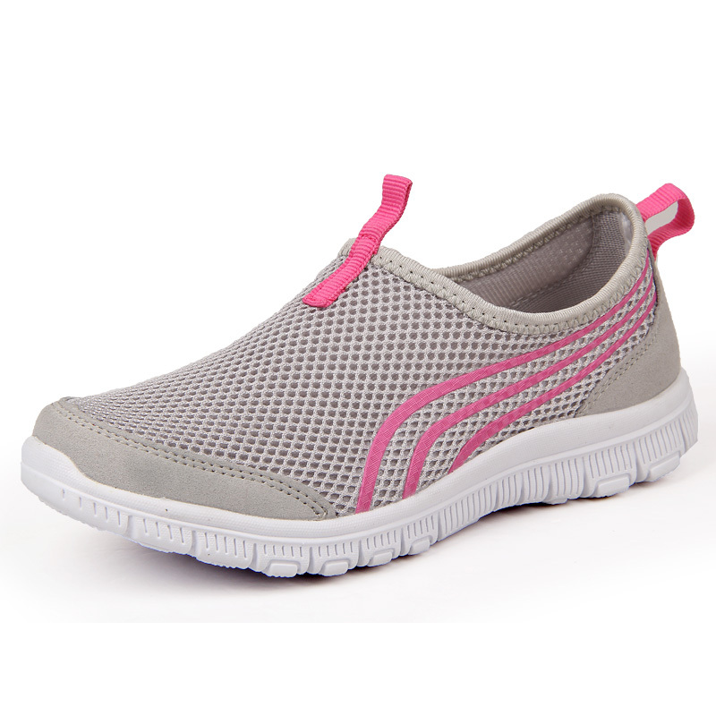 2015 Summer Casual Zapatillas deportivas, ligth Weight Running Shoes for Women Sport Shoes Ourdoor lady Walking size 36-40(China (Mainland))
