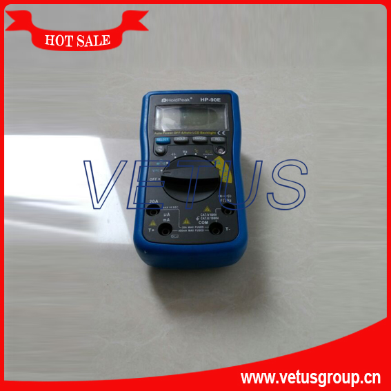 Brand Digital Multimeter With the Model number HP-90E(China (Mainland))