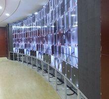 Large display  LCD Splicing Video Wall 46 inch 12x4 narrow bezel lcd video wall LCD video wall 1920x1080p full HD advertising(China (Mainland))