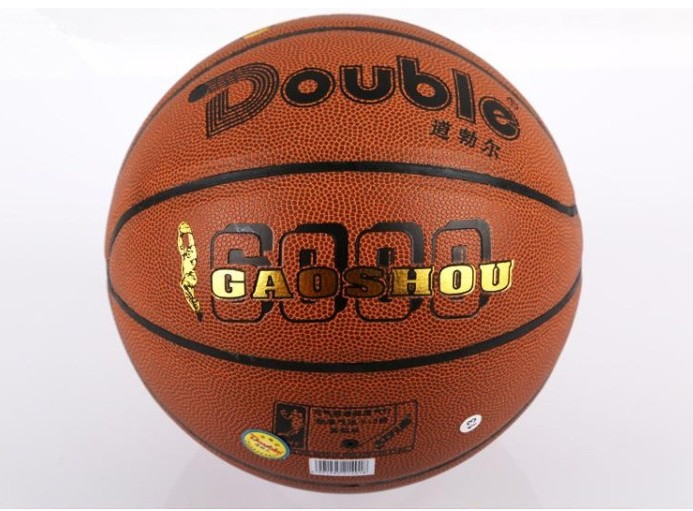 Package mail PVC material 7 students basketball game training concrete basketball sporting goods wholesale and made in China(China (Mainland))