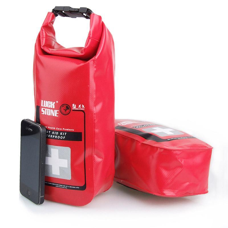 Medical Bag 2L Waterproof First Aid Bag Emergency Kits outdoor emergency medical kits waterproof bag, first aid kit waterproof(China (Mainland))