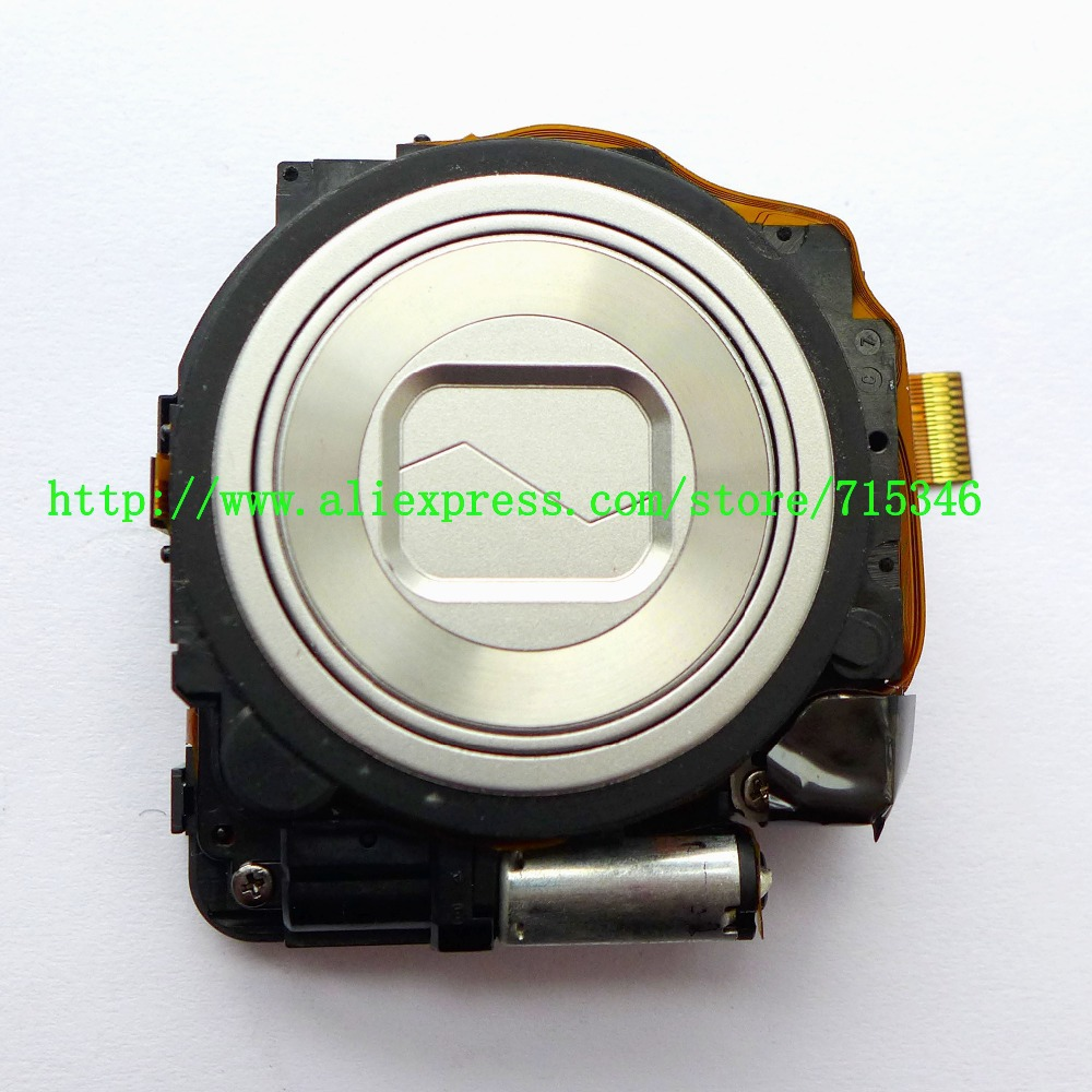 90%NEW Lens Zoom For Sony Cyber-shot DSC-W810 W810 Digital Camera Repair Part Silver NO CCD(China (Mainland))