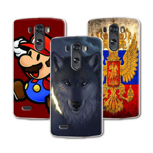 Buy New Arrived Cool Style Design Phone Cases LG K3 LTE 4G K100 K100DS 4.5inch Case Cover Fundas LG K3 Lte 4G + Free Gift for $1.48 in AliExpress store