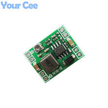 5 pcs Ultra-Small Size DC-DC Step Down Power Supply Module 3A Adjustable Buck Converter for Arduino Replace LM2596(China (Mainland))