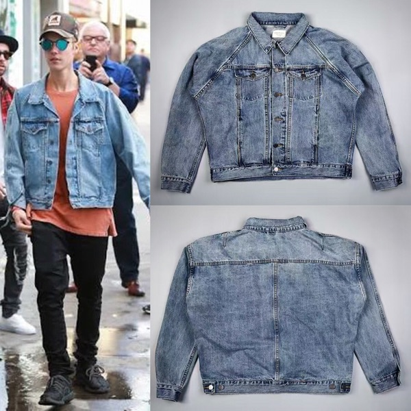 Fear Of God Clothing Brand Jackets