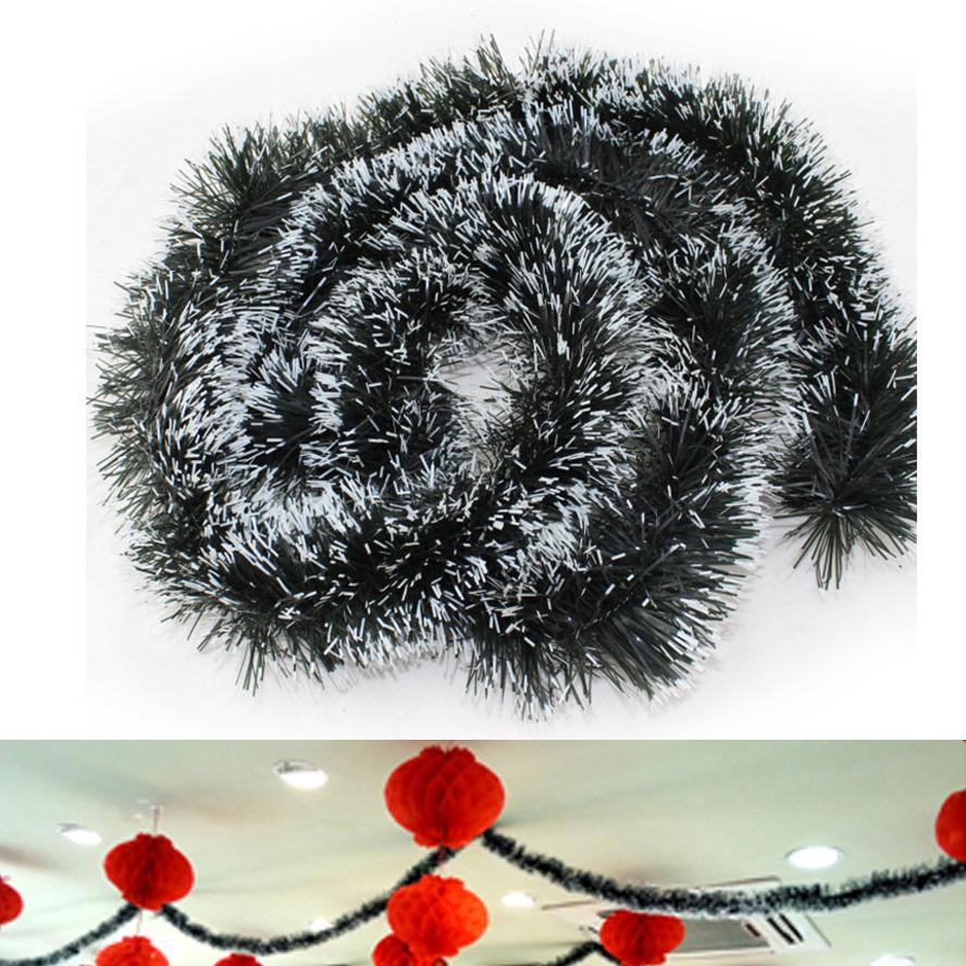 Compra decorar un rbol de navidad con la cinta online al por mayor de china mayoristas de - Arbol navidad ratan ...