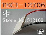 20PCS/LOT 100% New the cheapest price  TEC1-12706 12v 6A TEC Thermoelectric Cooler Peltier (TEC1 12706)