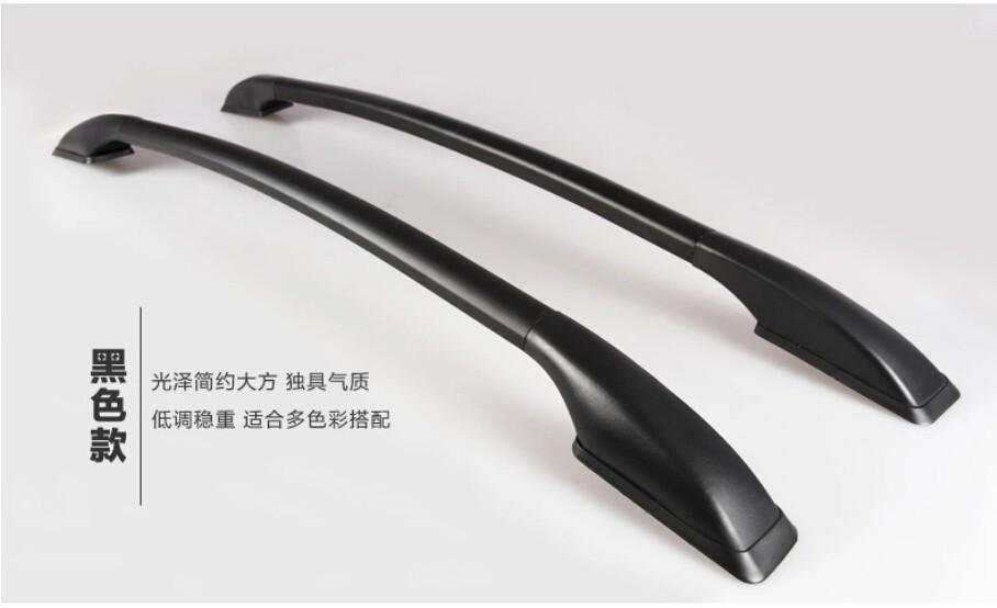 High Quality Aluminum alloy SUV 2PCS Car Roof Rack OEM style Roof Racks Fit For Mitsubishi Pajero V73(China (Mainland))