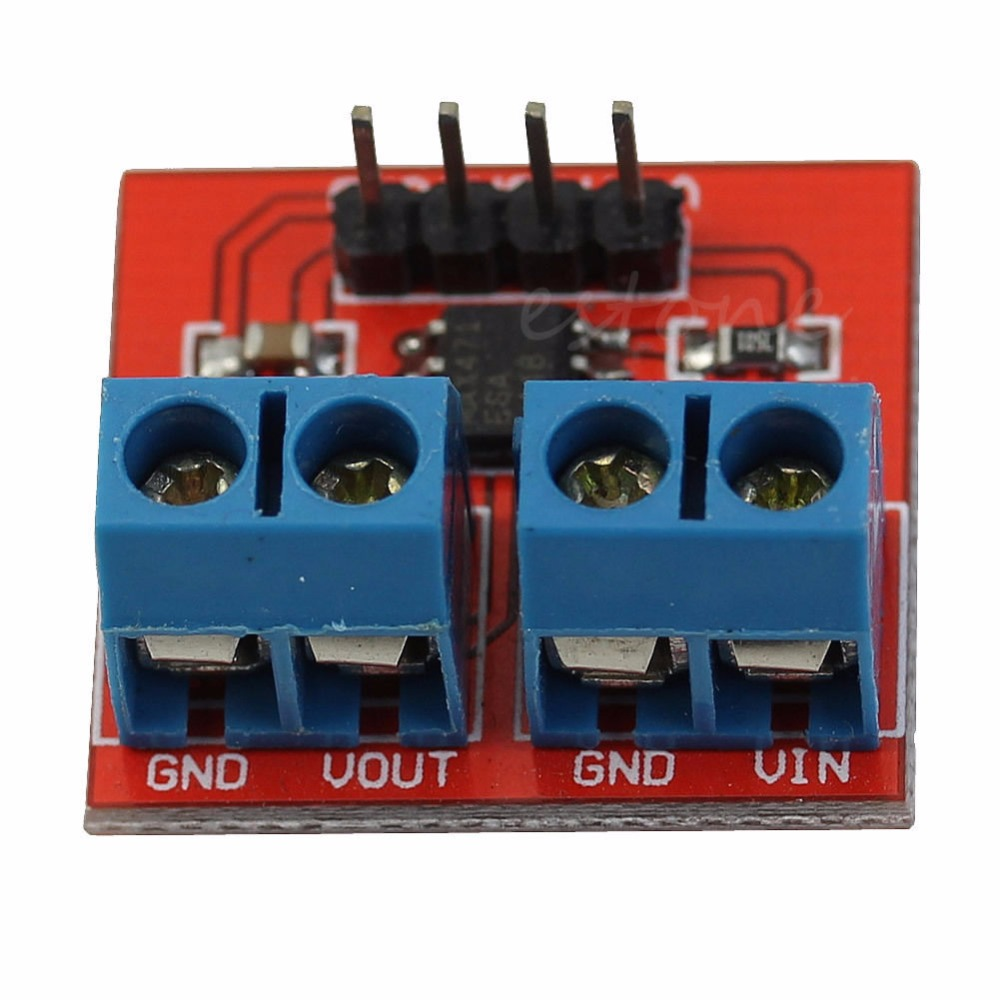 New Voltage And Current Sensor Consume Voltage Load Detection Module For Arduino<br><br>Aliexpress