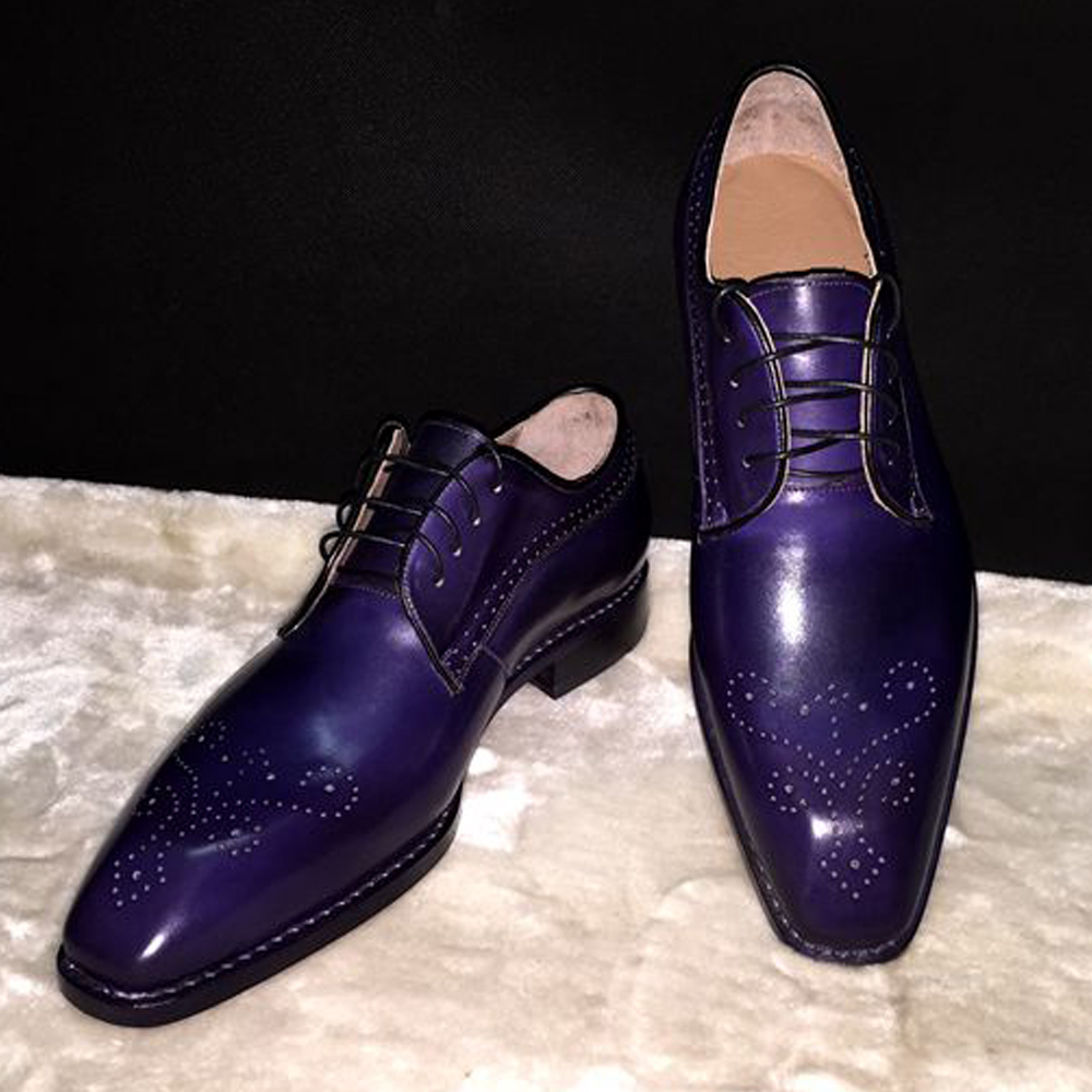 popular mens purple dress shoes buy cheap mens purple
