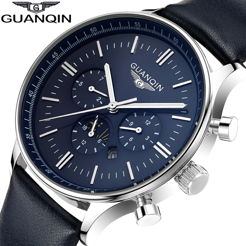 watches luxury top brand guanqin new fashion s big