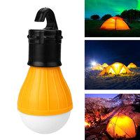 Outdoor Portable Hanging LED Camp Tent Light Fishing Lantern Night Lamp