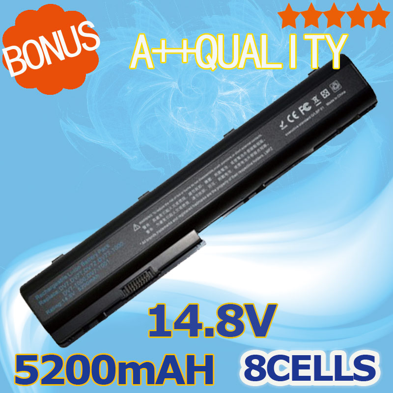 Laptop Battery 464059-121 464059-141 HSTNN-DB74 HSTNN-DB75 HSTNN-IB74 HSTNN-IB75 HSTNN-OB75 HSTNN-XB75 For HP HDX X18-1000<br><br>Aliexpress