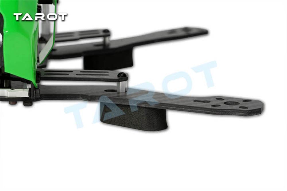 Tarot TL250B5 3mm Half-Carbon Fiber Front Arm for Tarot TL250H Quadcopter Mutilcopter Drone FPV