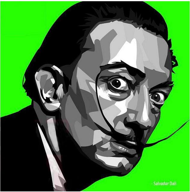 Achetez En Gros Salvador Dali Portraits En Ligne Des Grossistes Salvador Dali Portraits