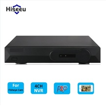 Buy Hiseeu Full HD CCTV 4CH NVR fisheye P2 Camera VGA HDMI output H.264 Network Video Recorder Onvif P2P Digital video recorder for $55.20 in AliExpress store