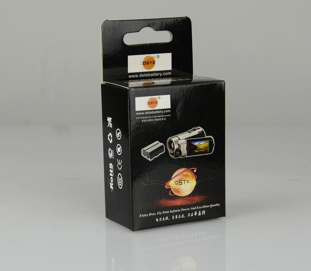DSTE 3x 18 7 Wh 2600mAh LP E6 Li ion Battery For Canon EOS 5DS R
