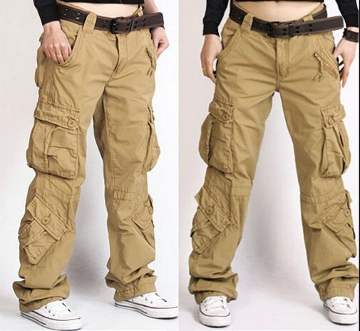 Simple Loose Khaki Pants For Women Aliexpresscom  Buy 2012 Candy Colors