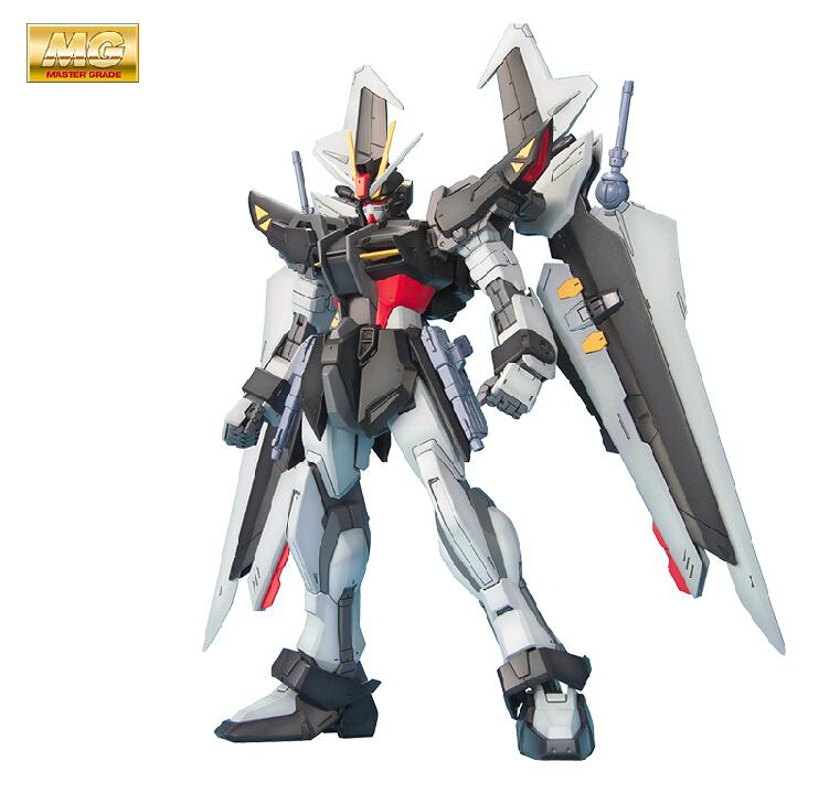 [Off] Recast - Opinião Genuine-BANDAI-MODEL-1-100-SCALE-Gundam-models-148997-MG-Strike-Noir-Gundam-plastic-model-kit