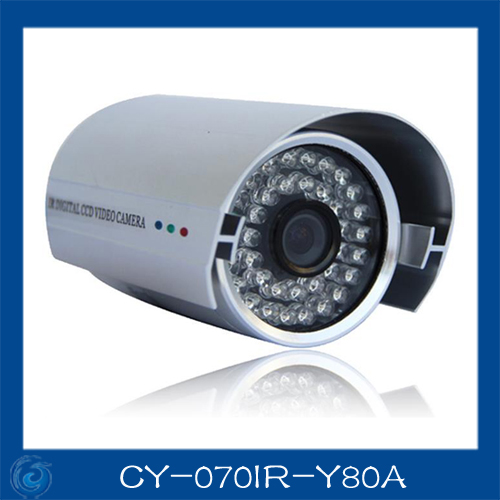 1/3SONY camera with 36pcs IR LED waterproof outdoor camera.CY-070IR-Y80A<br><br>Aliexpress