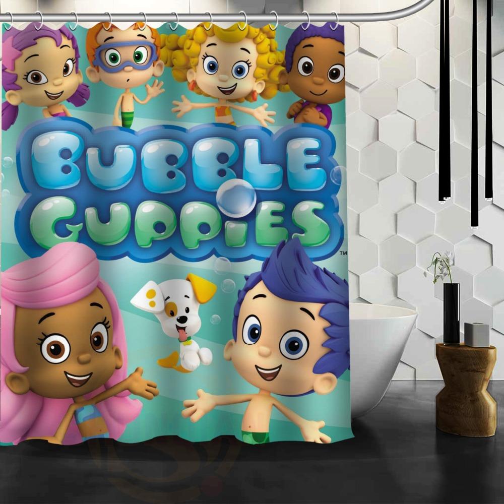Bubble guppies bathroom decor