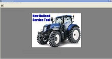 Buy New Holland Electronic Service Tools (CNH EST 8.4)+update files + activator supports 32/64 bits OS+unexpire+DiagnosticProcedures for $50.00 in AliExpress store