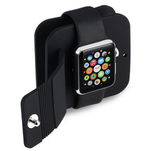 Anti-Scratch Premium Charging Dock Stand Station Holder Compatible with all Apple Smart Watches(38mm & 42mm)