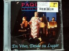 Buy Paquita La Del Barrio En Vivo Desde Su Lugar CD SEALED Latin for $6.39 in AliExpress store