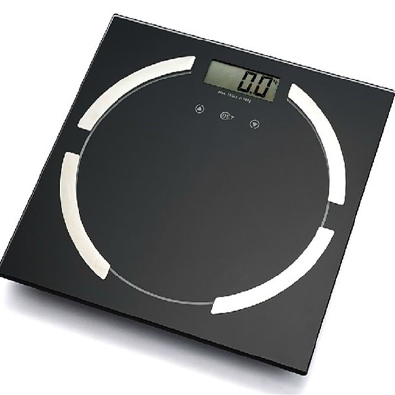 Intelligent fat scale electronic scales weighing balance human health, said precision weighed household smart instrument