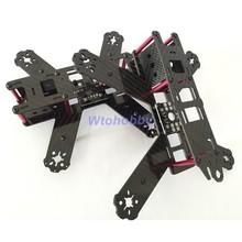 Mini 180mm 210mm Carbon Fiber Quadcopter Frame for 180 210 QAV180 QAV210 Mini Racer Racing frame