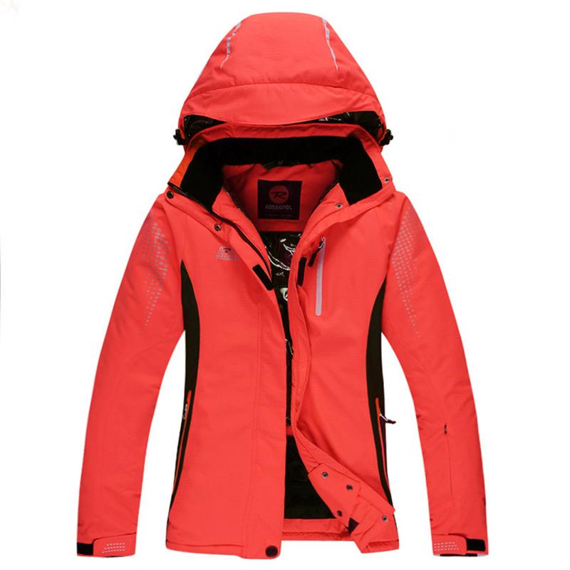 buy rossignol snowboard women jacket winter warm ski. Black Bedroom Furniture Sets. Home Design Ideas