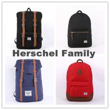 Herschel Backpack Women Men hiking travel Laptop Rucksack School Bags for teenagers Backpacks sac a dos mochila feminina zaino(China (Mainland))