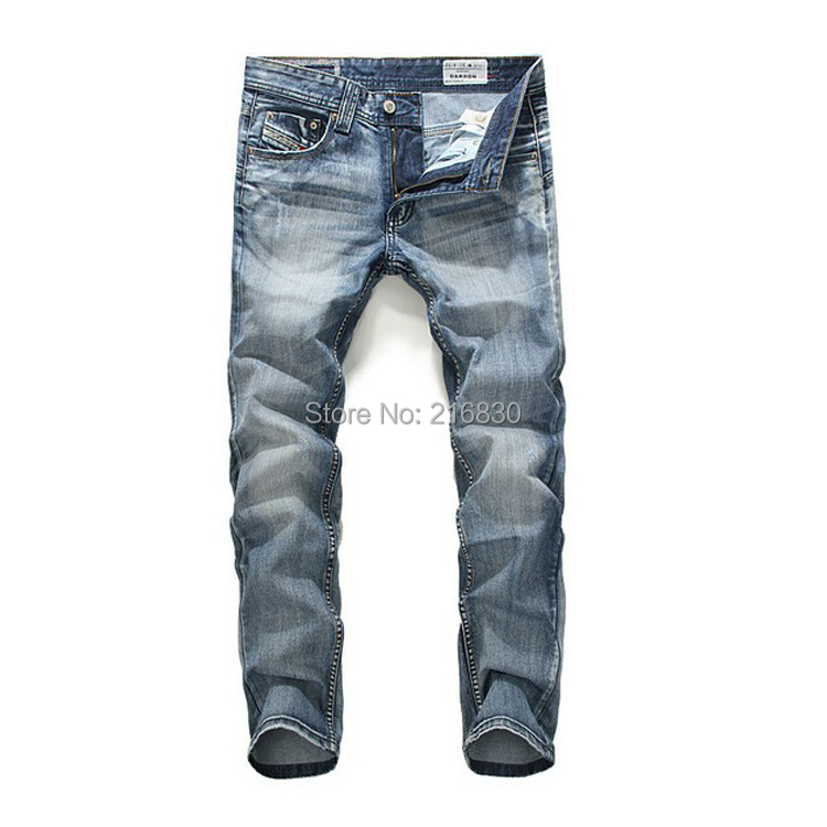Wholesale mens jeans 2014 men 39 s fashion jeans men big sale Designer clothing for men online sales