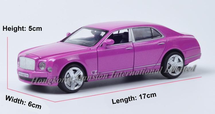 132 Car Model For Bentley Mulsanne (29)