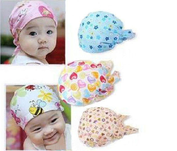 MMT Free Shipping 3pcs/lot 2015 New Baby Hat Knot Tide Treasure Necessary Kids Beanies Ultra- popular Children Cap 5032(China (Mainland))
