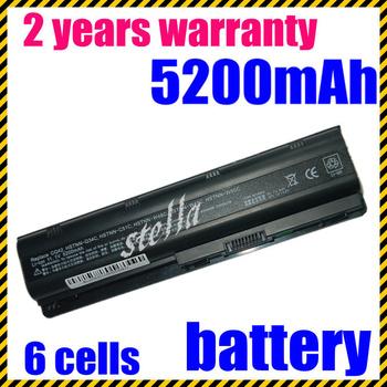 battery for HP Pavilion DM4 DM4T DV3 DV5 DV6 DV6T DV7 G4 G6 G7 G62 G62T G72 MU06 HSTNN-UBOW Presario CQ42 CQ56 CQ62