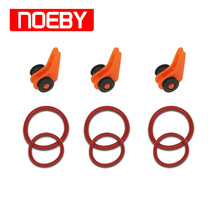 Buy 5Sets Hook Keeper Plastic Rod Pole Fishing Tackle Tools De Pesca Peche en Mer Accessaries for $2.23 in AliExpress store