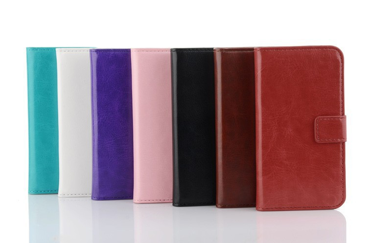 10pcs Flip Leather Case Fashion Pouch Style phone cover For Motorola G Gphone For MOTO G(China (Mainland))