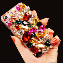 Buy 3D Rhinestones Hotfix Phone Cases Oneplus One Plus One Jewelry Coque Fox Head Perfume Bottle N5 Decor Covers for $5.08 in AliExpress store