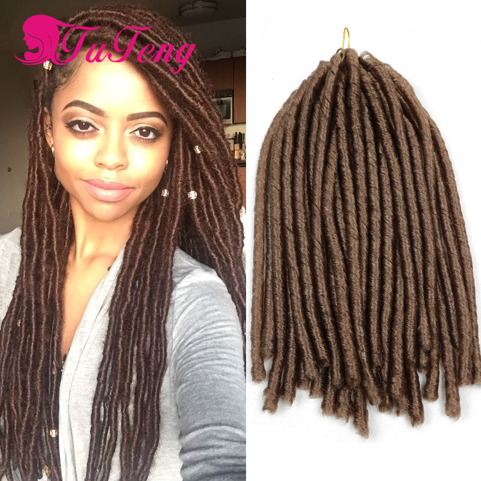 Faux Crochet Box Braids : 14 inch faux locs crochet braids hairstyles dreadlocks braids faux ...