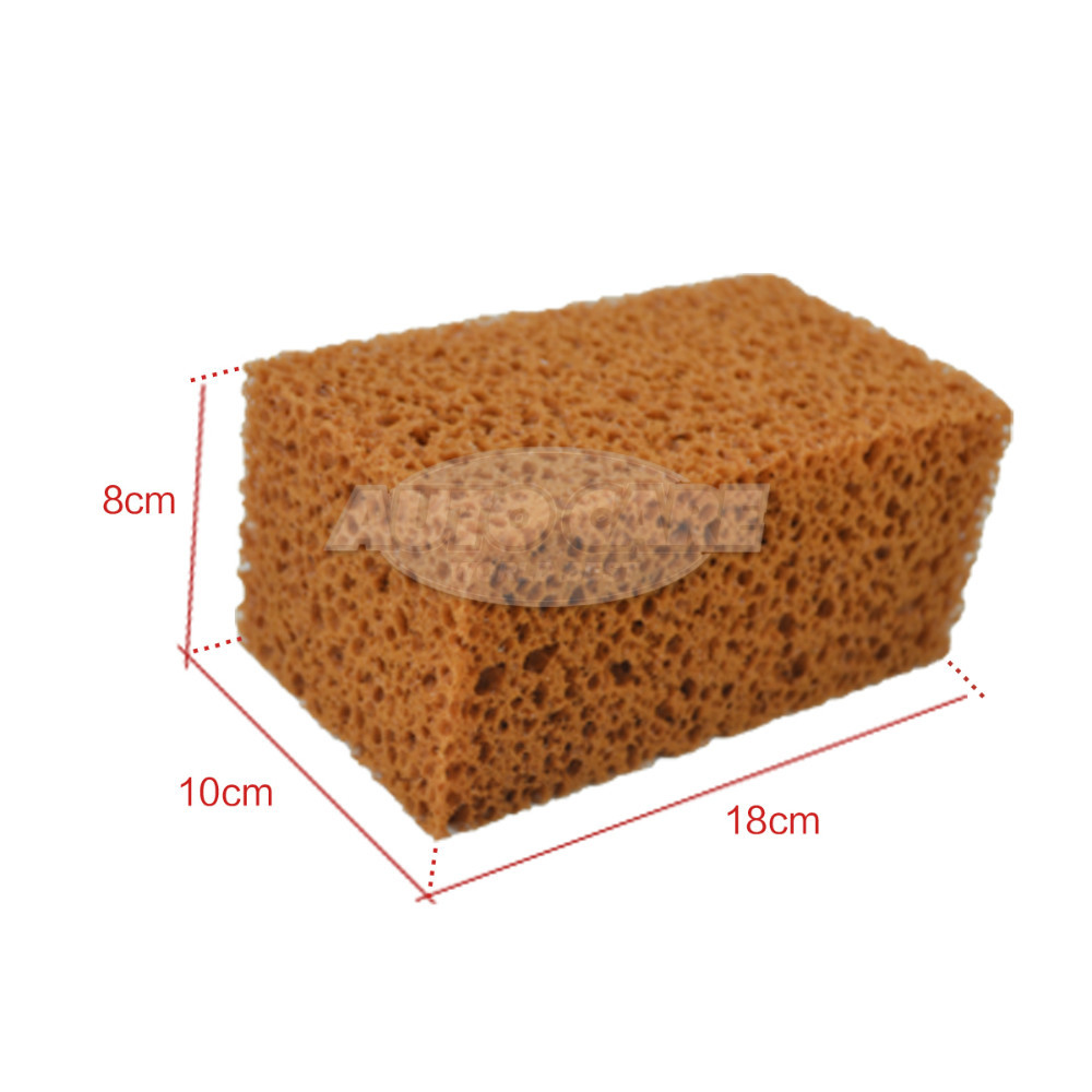 1pc Cheapest Price Car Wash Sponge Block for Car Washer Cleaning WBNS071